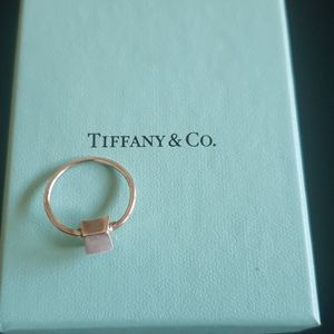 Tiffany & CO Frank Gehry ring